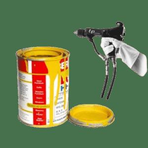 Pintura Industrial y Rotulación de Fachadas