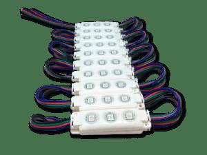 luces led modulo para rotulos luminosos