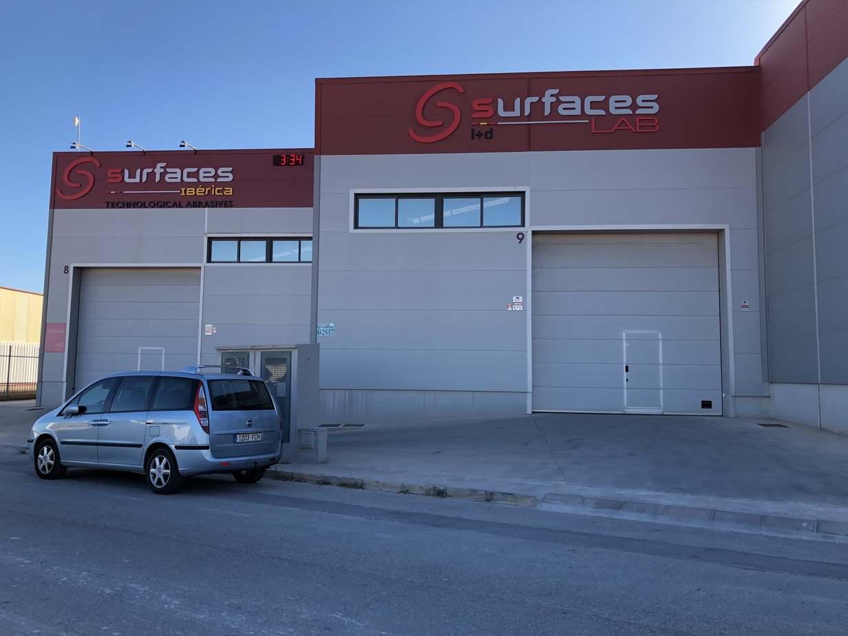 surfaces lab iberica dibond composite sandwich rotulacion exterior fachadas