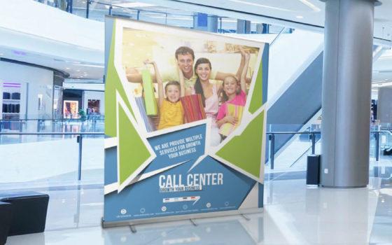 banner publicitario 2 metros cuadrados