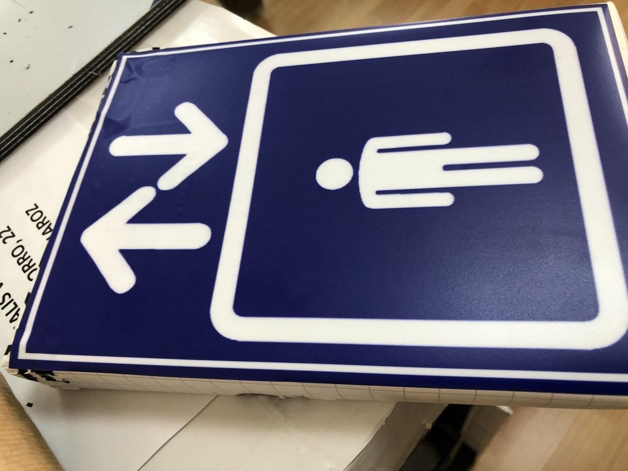 direcciones señalizacion y proteccion